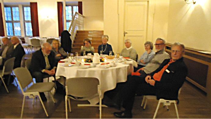 Seniorennachmittag Tennenloher Tisch
