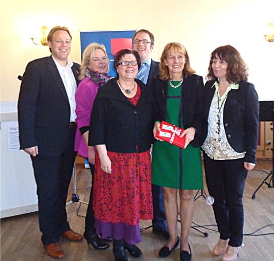 Frauentag 2014 Gruppe 1 kl