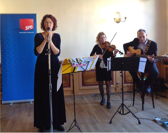 Frauentag 2014 Musik kl