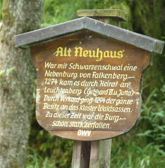 Oberpfalz Altneuhausklein